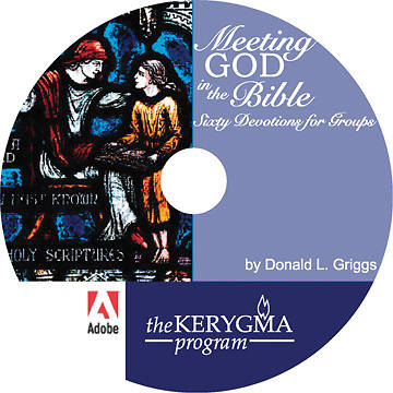 Kerygma - Meeting God in the Bible CDROM