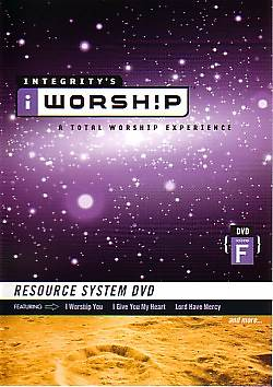 iWorship DVD Volume F