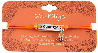 I Choose Courage Bracelet