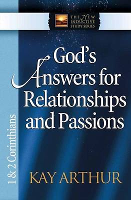 Picture of God's Answers for Relationships and Passions