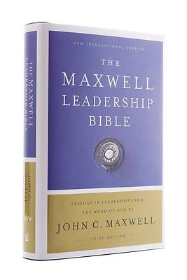 Picture of Niv, Maxwell Leadership Bible, 3rd Edition, Hardcover, Comfort Print