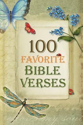 Picture of 100 Favorite Bible Verses - eBook [ePub]