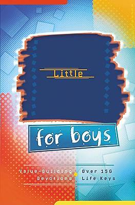 Picture of God's Little Devotional Book for Boys