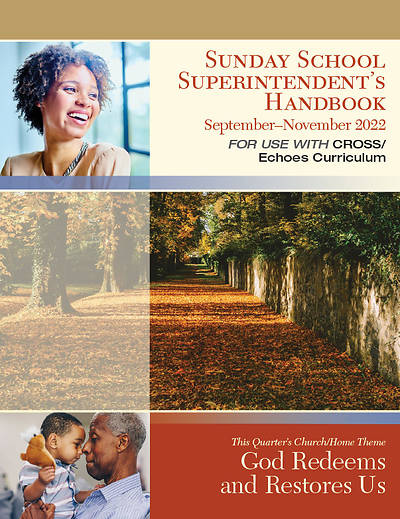 Picture of Echoes Adult Superintendent Handbook Fall