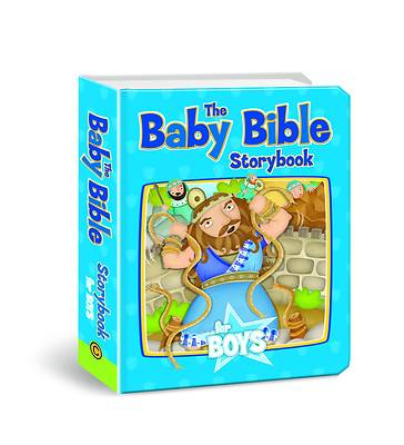 Picture of Baby Bible Storybook for Boys