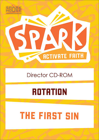 Picture of Spark Rotation The First Sin Director CD
