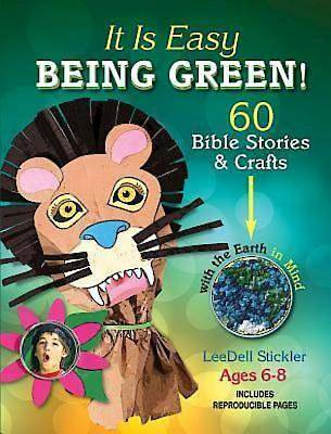 Picture of It Is Easy Being Green!! - eBook [ePub]
