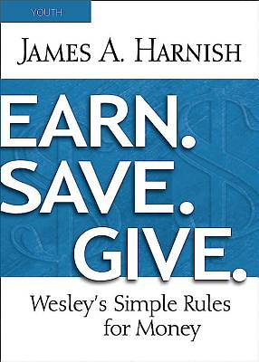 Earn. Save. Give. Youth Study Book - eBook [ePub]