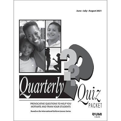 Picture of UMI Quarterly Quiz PK11 Summer 2021