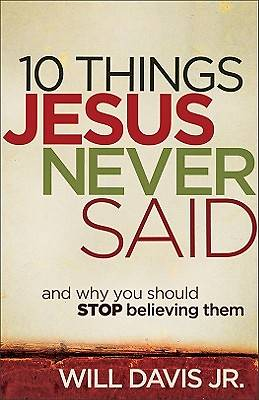 Picture of 10 Things Jesus Never Said