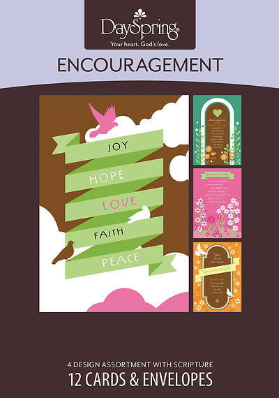Incredible Friend - Encouragement Boxed Cards - Box of 12