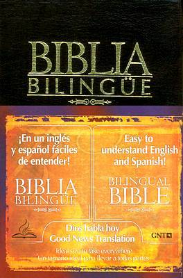 Spanish-English Bilingual Bible-PR-VP/Gn-Protestant