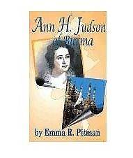 Picture of Ann H. Judson of Burma