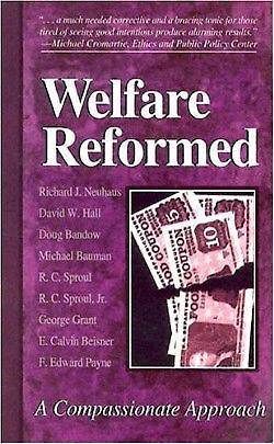 Picture of Welfare Reformed