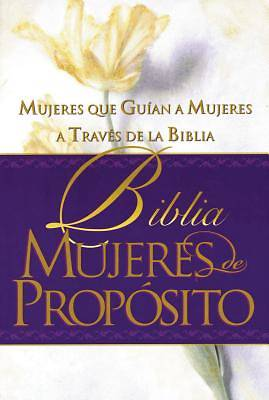 Women of Destiny Bible-RV 1960 Spanish