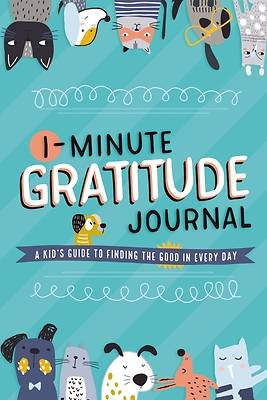 Picture of 1-Minute Gratitude Journal
