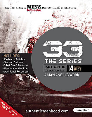 33 the Series - A Man and His Work [Vol 4] (Member Book)