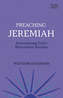 Picture of Preaching Jeremiah