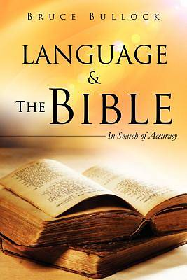 Language & the Bible