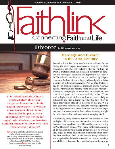 Picture of Faithlink - Divorce (10/13/2019)