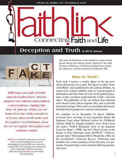 Picture of Faithlink - Deception and Truth