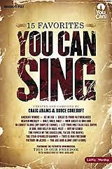Picture of 15 Favorites You Can Sing  Choral Book