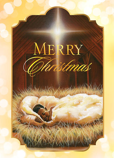Merry Christmas Baby Jesus Boxed Cards