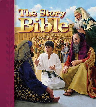Picture of The Story Bible