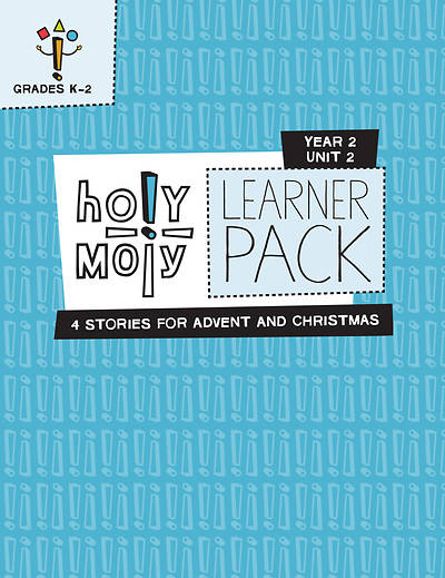 Picture of Holy Moly Grades K-2 Learner Leaflets Year 2 Unit 2
