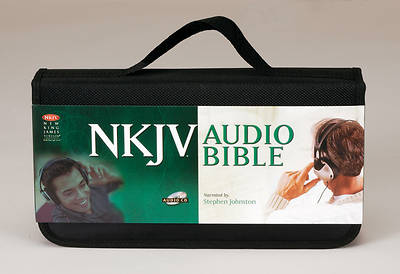 Picture of New King James Version Audio Bible CD