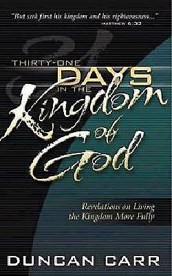 Picture of Thirty-One Days in the Kingdom of God