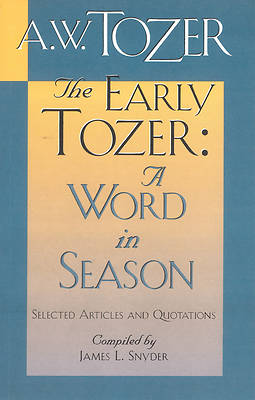 Picture of The Early Tozer