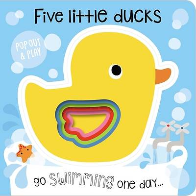 Picture of Pop-Out and Play Five Little Ducks