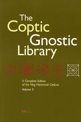 The Coptic Gnostic Library