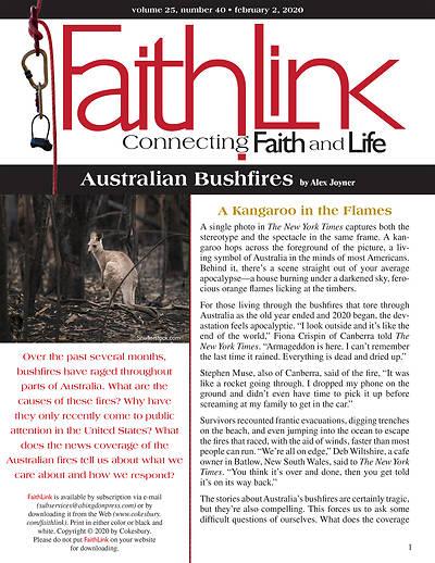 Picture of Faithlink - Australian Bushfires (2/2/2020)