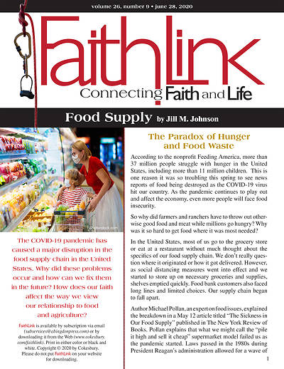 Picture of Faithlink - Food Supply (6/28/2020)