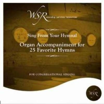 Sing From Your Hymnal Organ Accompaniment