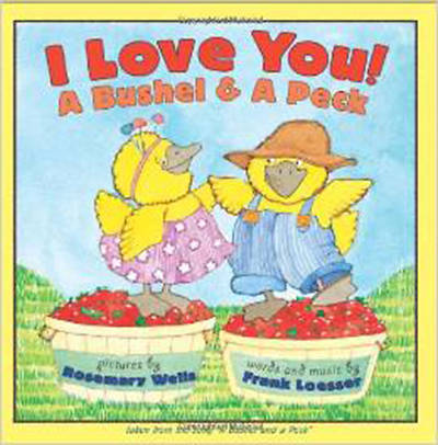 Picture of I Love You! A Bushel & A Peck