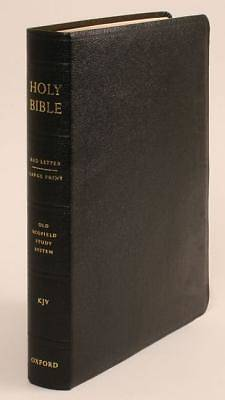 Picture of Old Scofield Study Bible - KJV