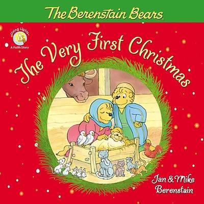 Picture of The Berenstain Bears, the Very First Christmas