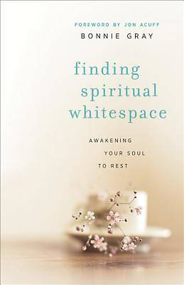 Finding Spiritual Whitespace [ePub Ebook]