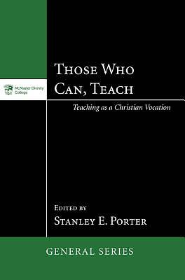 Picture of Those Who Can, Teach