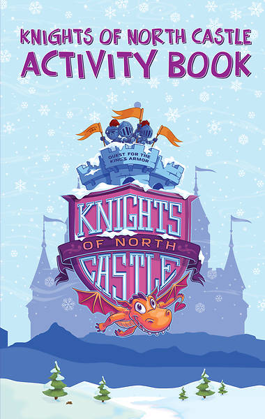 Picture of Vacation Bible School (VBS) 2020 Knights of North Castle Activity Book (Pkg of 24)