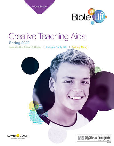 Bible-in-Life Middle School Creative Teaching Aids Spring