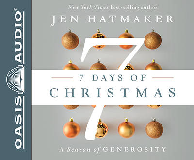 7 Days of Christmas (Library Edition)