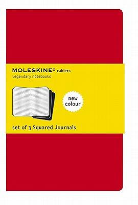 Journal Moleskine Cahier Large Squared