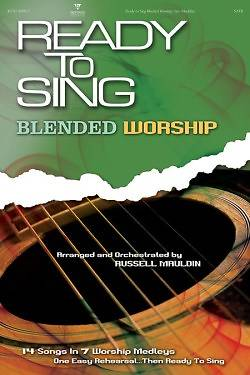 Ready To Sing Blended Worship Listening CD