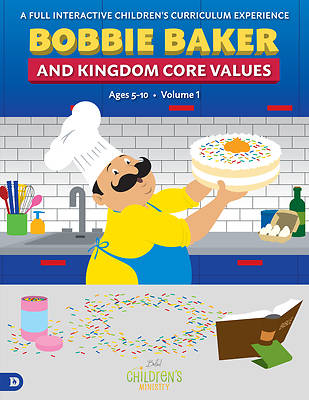 Picture of Bobbie Baker and Kingdom Core Values