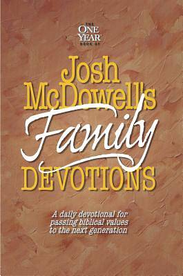 Josh McDowells One Year Book of Family Devotions