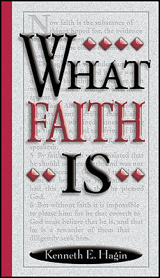 Picture of What Faith is